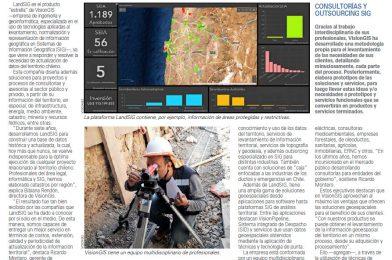Ediciones especiales El Mercurio «Sistemas de Información Geográfica»